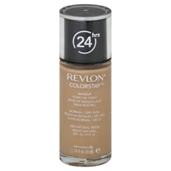 Revlon Normal/Dry Skin Natural Beige ColorStay Makeup