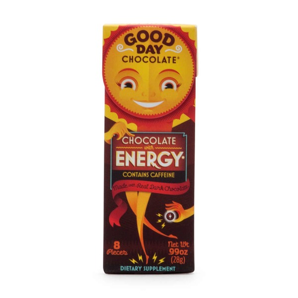Good Day Chocolate Chocolate Energy Supplement