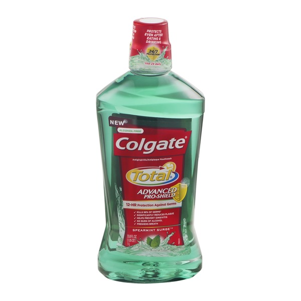 Colgate Total Advanced Pro-Shield Spearmint Surge