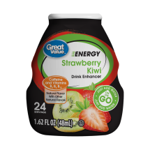 Great Value Drink Mix, Strawberry Kiwi, 1.62 Fl Oz, 1 Count