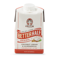 Califia Farms Original Better Half Coconut Cream & Almondmilk Creamer