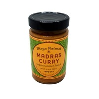 Maya Kaimal Madras Curry Medium Indian Simmer Sauce