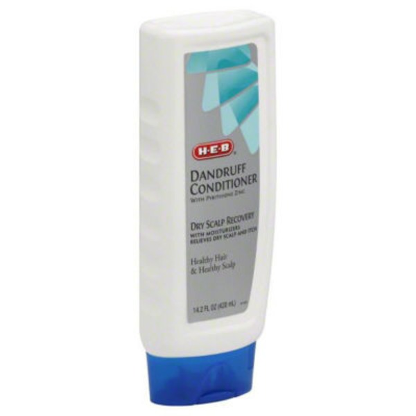 H-E-B Dry Scalp Therapy Dandruff Conditioner