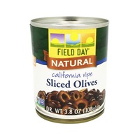 Field Day California Ripe Sliced Olives