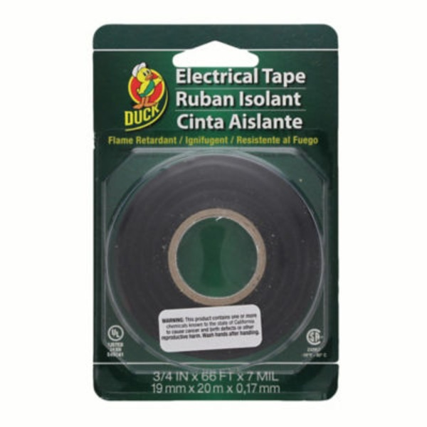 Duck Brand Black Professional Electrical Tape