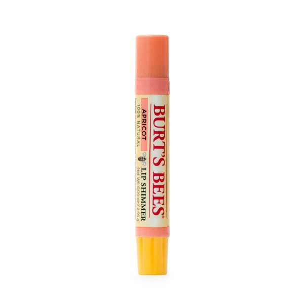 Burt's Bees Lip Shimmer Apricot