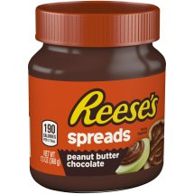 REESE'S Peanut Butter Chocolate Spread, 13 oz