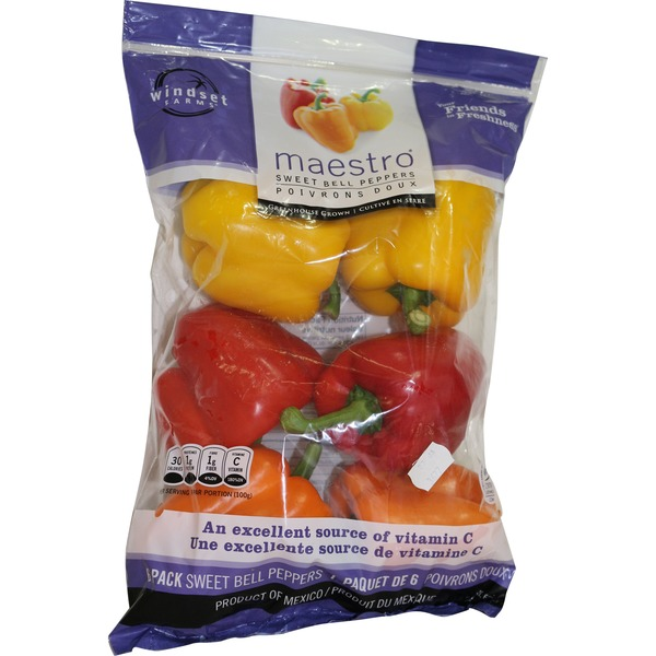 Westmoreland Mixed Bell Peppers
