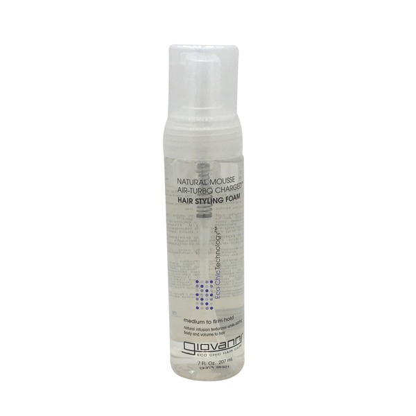Giovanni Medium to Firm Hold Hair Styling Foam