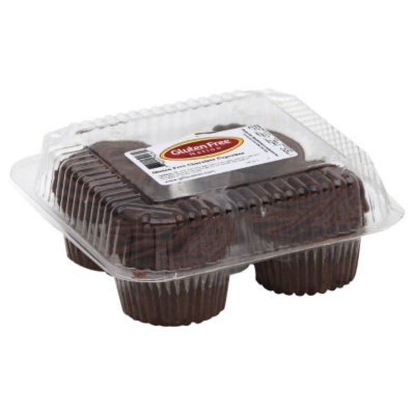 Gluten Free Nation Gluten Free Chocolate Cupcakes