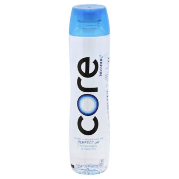 Core Hydration pH Balanced Water