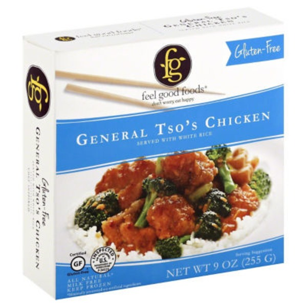 Feel Good Foods General Tso's Chicken