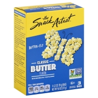 The Snack Artist Popcorn Microwave Butter - 3