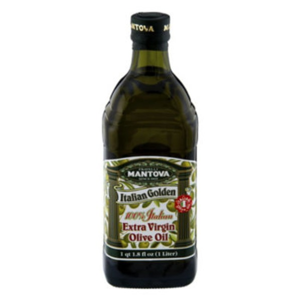Fratelli Mantova Mantova Italian Golden 100% Extra Virgin Olive Oil
