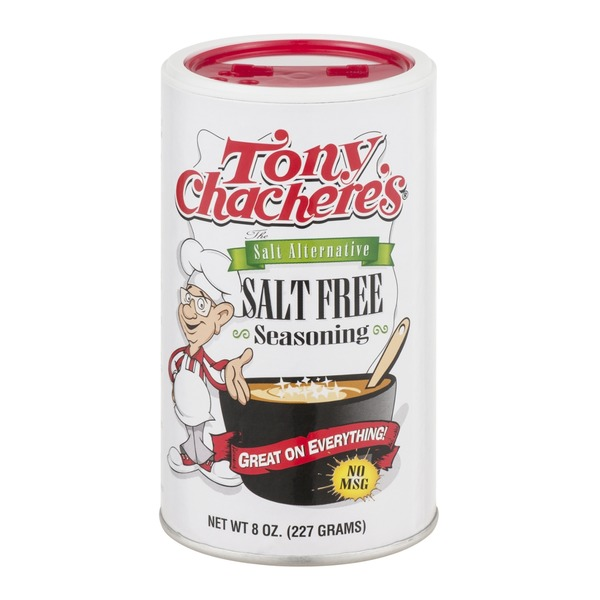 Tony Chachere's Salt Free Seasoning