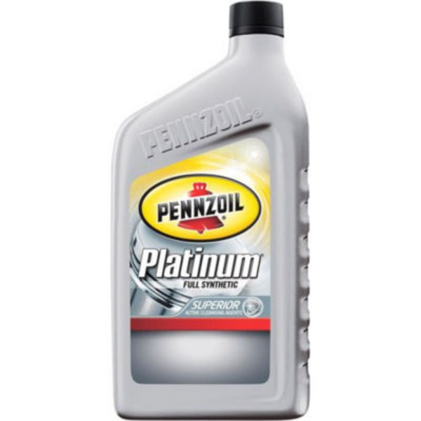 Pennzoil Platinum 10 W 30 Full Synthetic Motor Oil