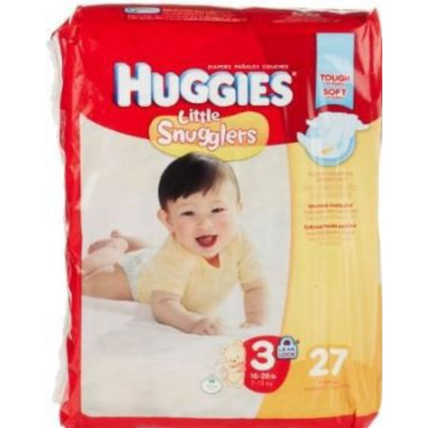 Huggies Disney Baby Diapers Size 3