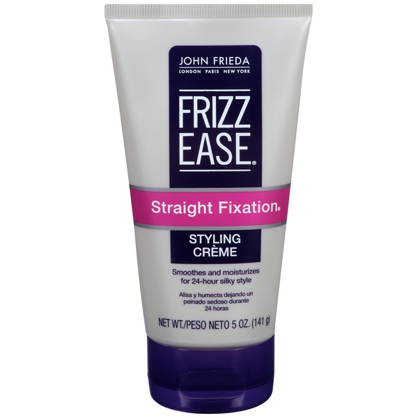 John Frieda Frizz-Ease Straight Fixation Styling Creme