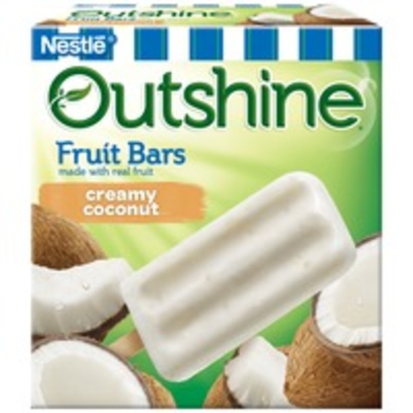 Outshine Creamy Coconut Fruit and Dairy Bars