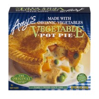 Amy's Pot Pie Vegetable