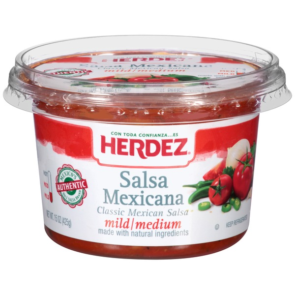 Herdez Mexicana Mild/Medium Salsa