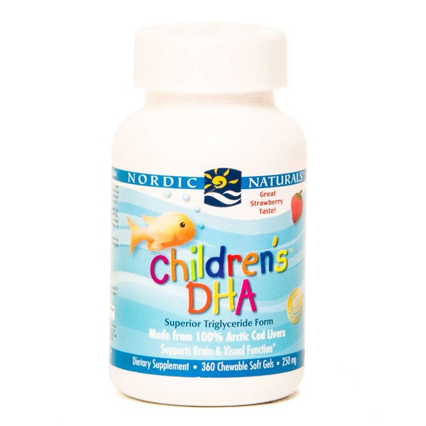 Nordic Naturals Children's Dha 250 mg