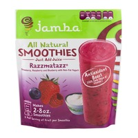 Jamba All Natural Smoothies Razzmatazz