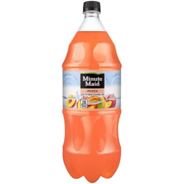 Minute Maid Peach Fruit Drink