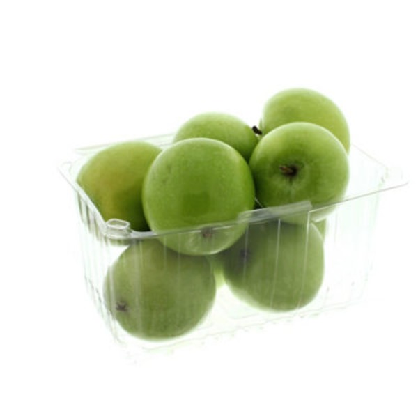 Fresh Mini Granny Smith Snacking Apples