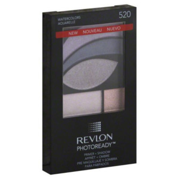Revlon Photoready Primer, Shadow + Sparkle - Watercolors