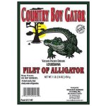 Country Boy Gator Frozen Alligator Nuggets, 16 oz