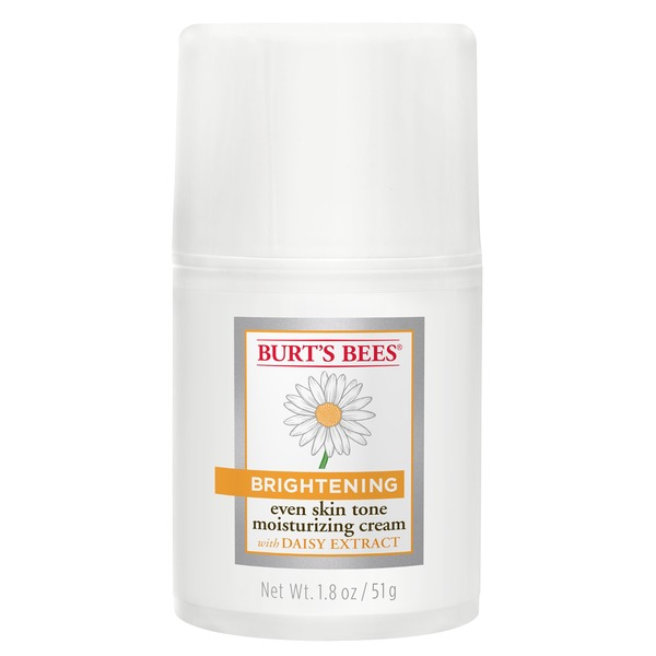 Burt's Bees Brightening Even-Tone Moisturizing Cream with Daisy Extract