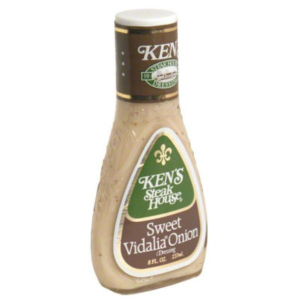 Ken's Steakhouse Chef's Reserve Golden Vidalia Onion Dressing