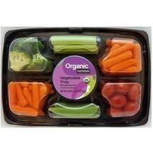 Marketside Vegetable Tray with Organic Ranch Dip