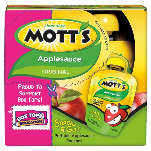 Mott's Apple Applesauce