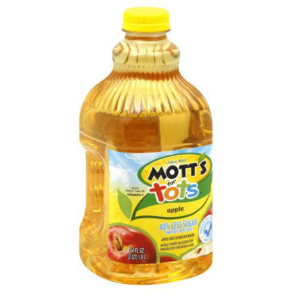 Mott's For Tots Apple Regular Juice Drink