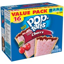 Kellogg's Pop-Tarts Frosted Cherry 16 Toaster Pastries Value Pack 29.3 oz