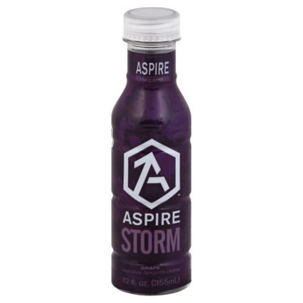 Aspire Storm Grape Sports Drink