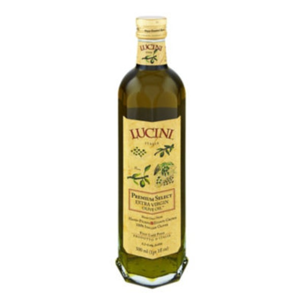 Lucini Italia Premium Select Extra Virgin Olive Oil