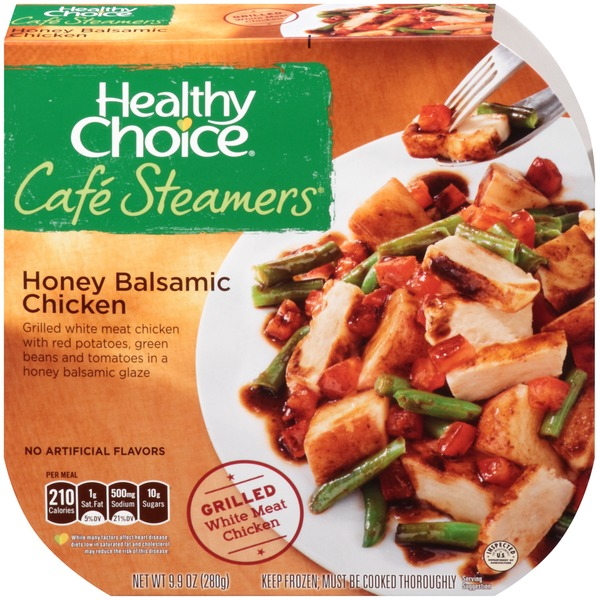 Healthy Choice Honey Balsamic Chicken Cafe Steamers