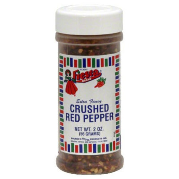 Fiesta Crushed Red Pepper