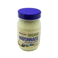 Woodstock Farms Organic Mayonnaise with Soybean Oil
