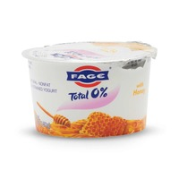 Fage Total 0% with Honey Nonfat Greek Strained Yogurt