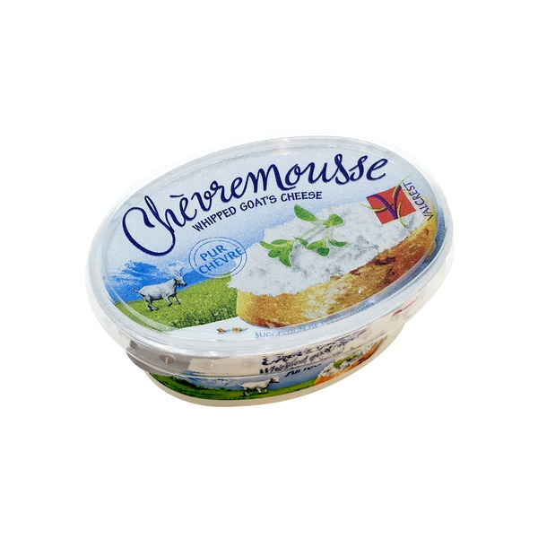 Valcrest Chevremousse Whipped Goat's Cheese