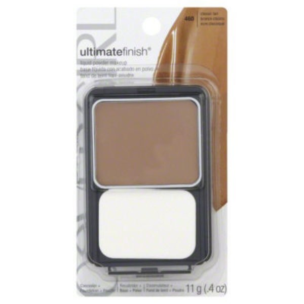 CoverGirl Outlast All Day COVERGIRL Outlast All-Day Ultimate Finish 3-in-1 Foundation Makeup Classic Tan .4 oz (11 g) Female Cosmetics