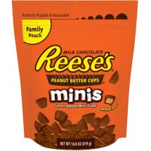 Reese's Minis Peanut Butter Cups Candy, 14.8 oz