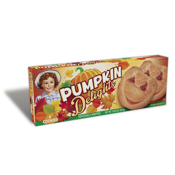 Little Debbie Pumpkin Delights