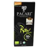 Pacari Raw Chocolate Bar