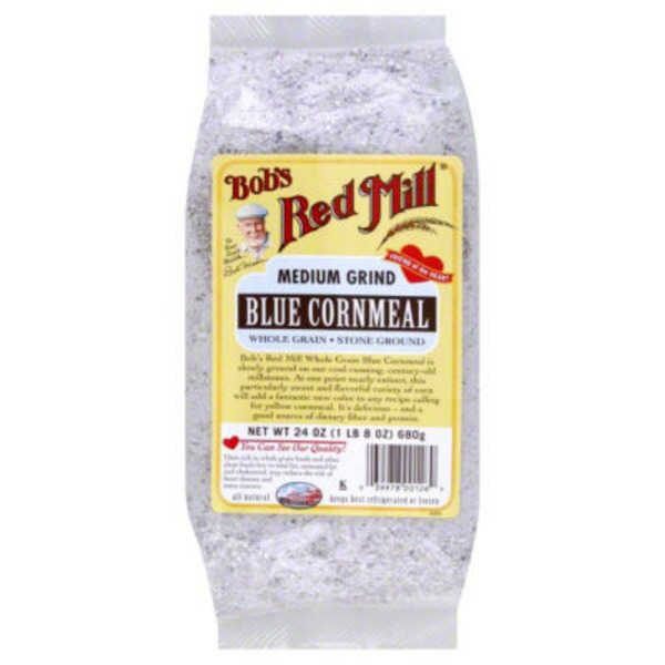 Bob's Red Mill Medium Grind Blue Cornmeal