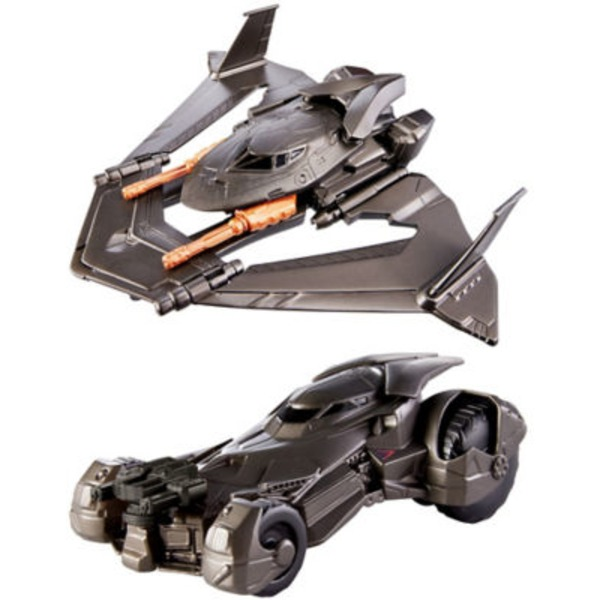 Dc Comics Batman Verses Superman Vehicle Assortment